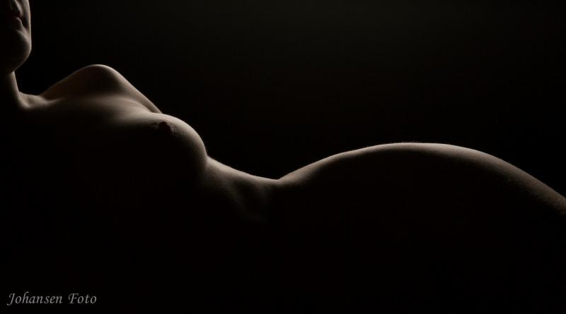 Nude art Johansen Foto