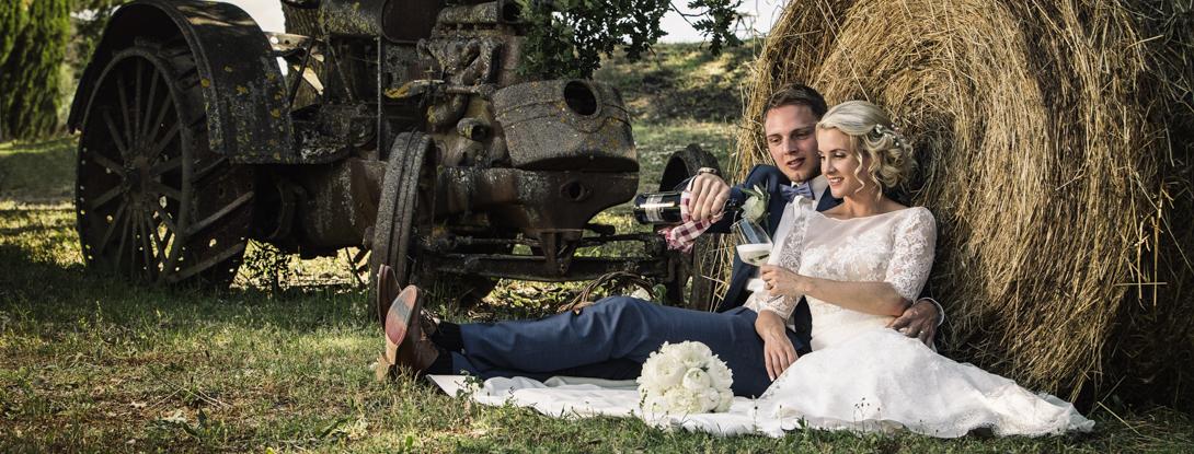 Bryllups fotograf - Johansen Foto
